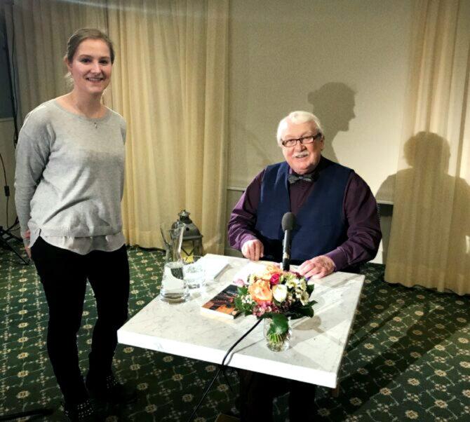 Literatur in den Häusern – Literatur zwischen Generationen