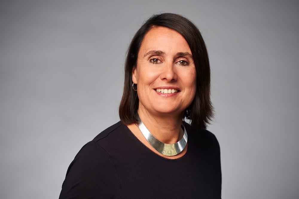 Portraitfoto von Inken Albrecht, Direktorin Pflege- und Qualitätsmanagement
