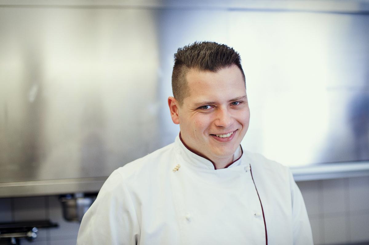 Berufsbild Koch : Lars Hettich arbeitet als Junior Sous-Chef in der Tertianum Premium Residenz Konstanz