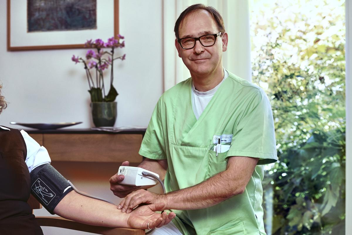 Berufsbild Altenpflege: Christian Otto arbeitet als Pflegefachkraft bei Tertianum Premium Residences