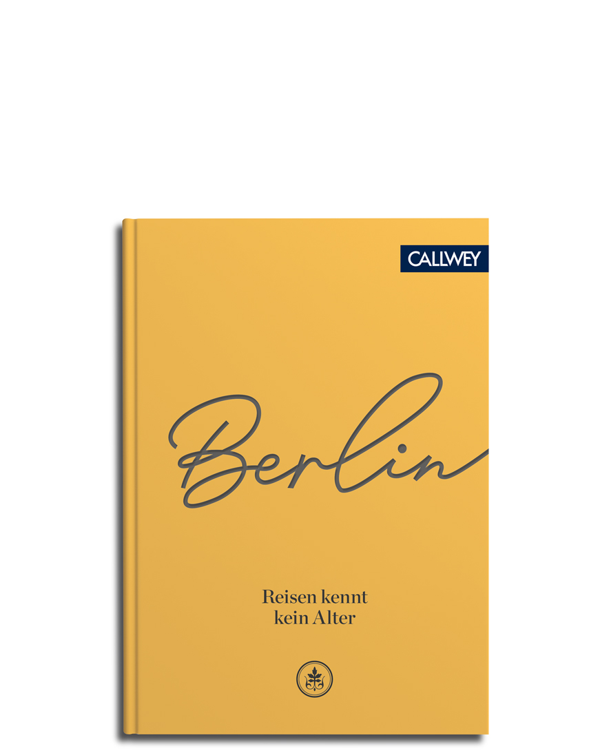 Berlin für Senioren - Reiseführer Berlin der Reihe