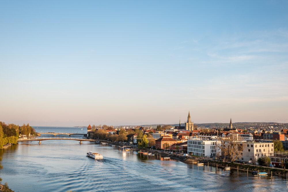 Von virtuellen Rundgängen und Städtehopping am Bodensee
