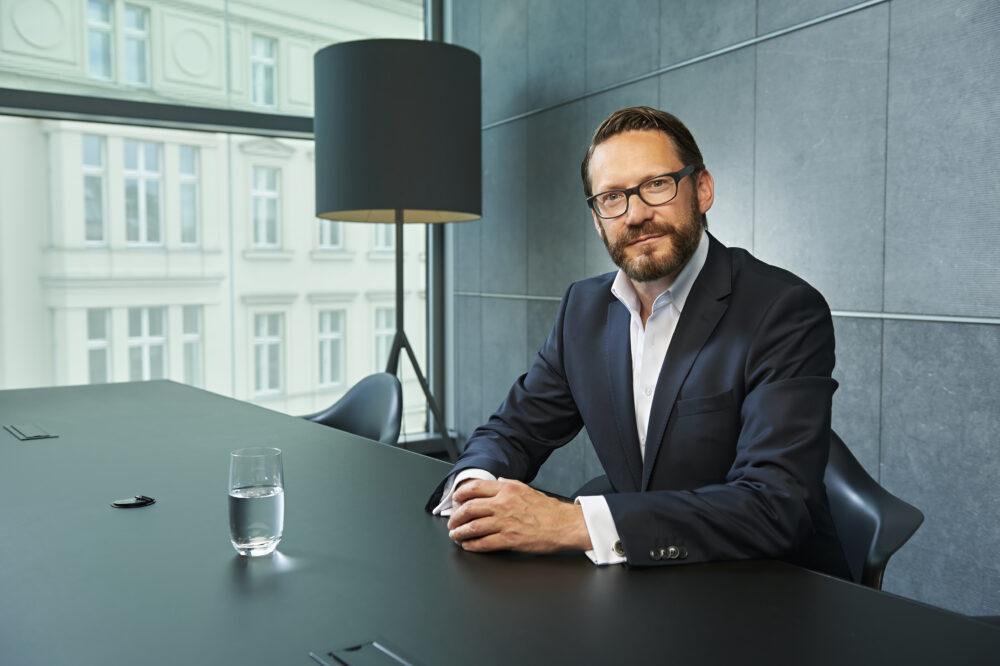 Im Interview: Inhaber Felix von Braun