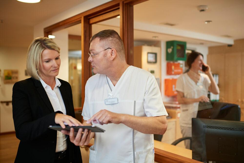 Fortschreitende Digitalisierung in der Tertianum Premium Group