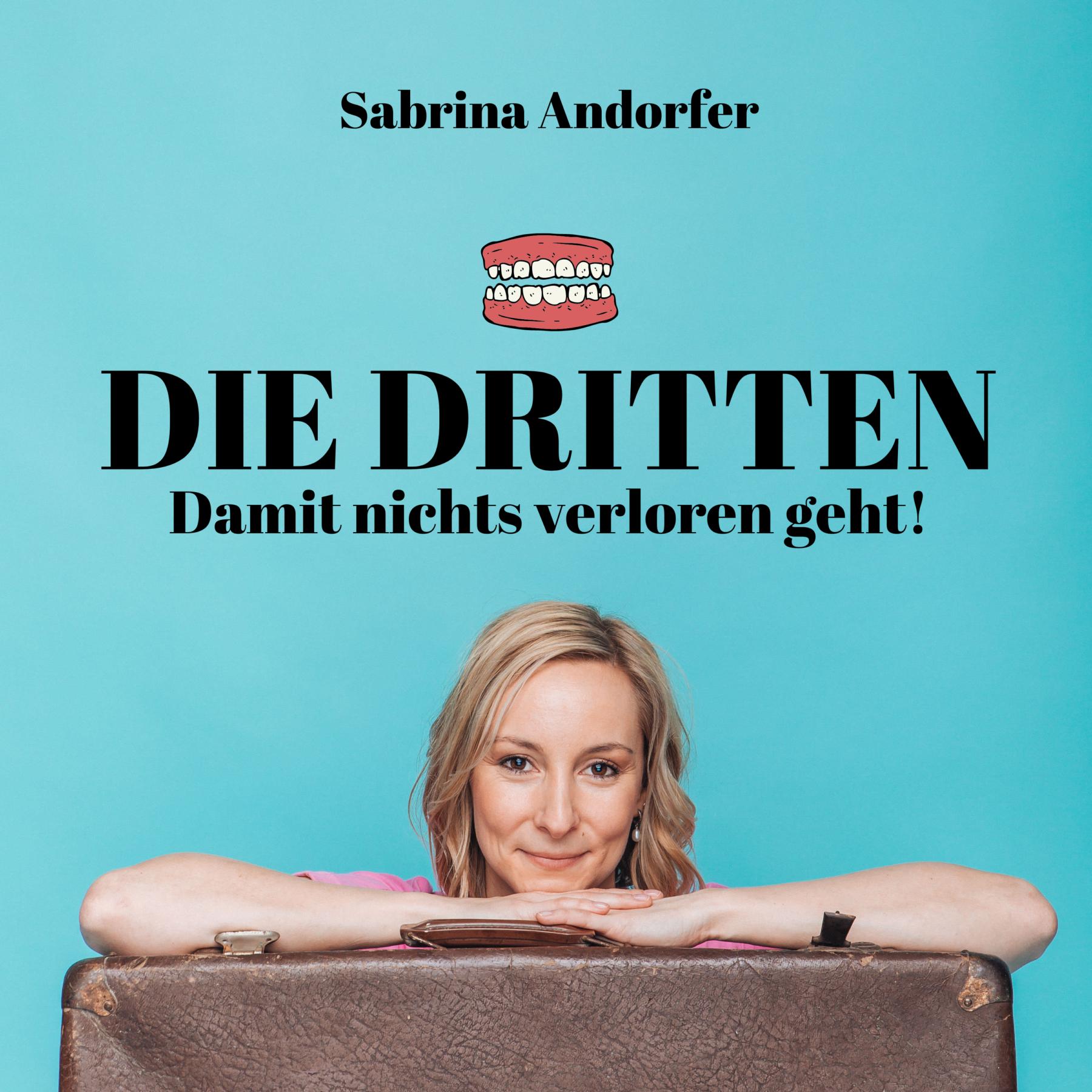 Titelbild von Sabrina Andorfers Podcast